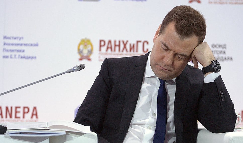 Про пятидневку по 4 часа, которую предлагает Медведев: оно нам надо?