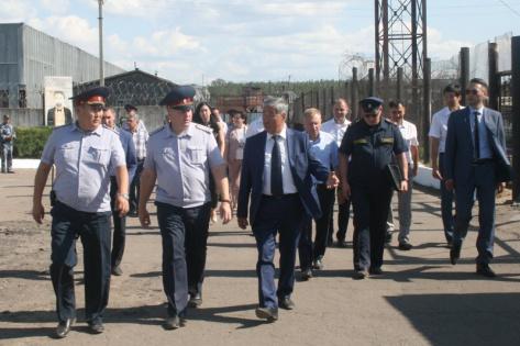 пресс-служба УФСИН по РБ