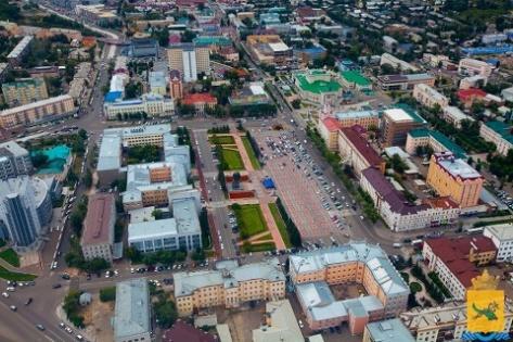 Пресс-Служба Администрации-Улан-Удэ