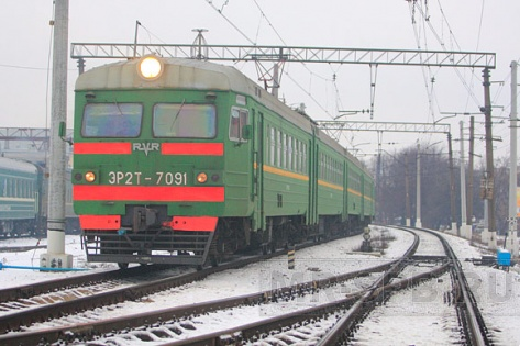 Тарифы на проезд в электричках признаны обоснованным