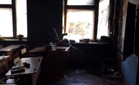 Власти Улан-Удэ обещают привести в порядок школу №5 к понедельнику