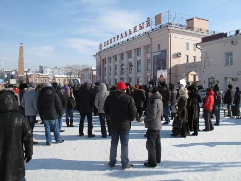 Более 700 человек поддержало Чимита Тармаева