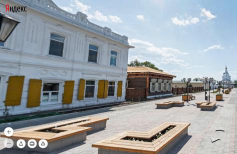 Яндекс.карты обновили панорамы Улан-Удэ