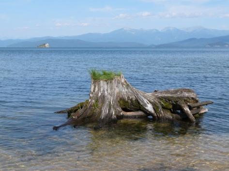 Бурятские корни на Байкале