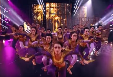 """Театр """"Байкал"""" из Улан-Удэ набрал максимальное количество баллов в полуфинале телеконкурса """"Танцуют все"""" (ВИДЕО)"""