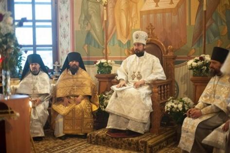 Патриарх Кирилл возвёл епископа Бурятского Савватия в сан архиепископа