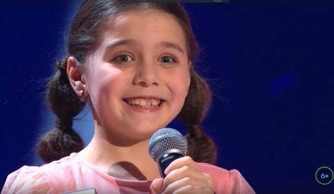 Девочка из Бурятии споет с Алексеем Воробьевым и Сергеем Лазаревым (ВИДЕО)