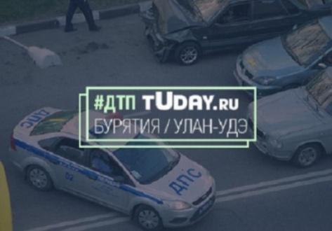 В центре Улан-Удэ на «зебре» сбили женщину