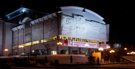 Премьера спектакля «Тихий Булат» состоится в Улан-Удэ 21 ноября