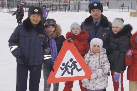 В Улан-Удэ родители недовольны акцией ГИБДД