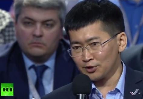 Депутат Госдумы Николай Будуев прокомментировал поведение Бураева