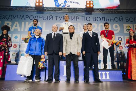 Денис Слепцов, предоставлено пресс-службой Минспорта РБ