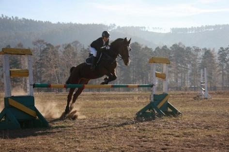 В Улан-Удэ пройдет турнир по конному спорту