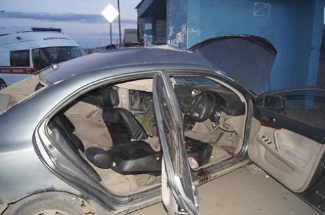 В пригороде Улан-Удэ в ДТП пострадало пять человек (ФОТО)
