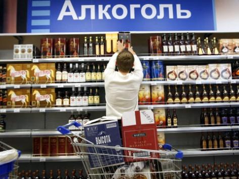 Продажу алкоголя разрешат в радиусе 100 метров от школ