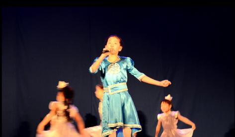 """Школьница из Бурятии воспитывающаяся в опекунской семье примет участие в конкурсе НТВ """"Ты супер"""""""