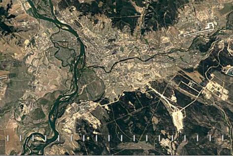 На TimeLaps отобразили Улан-Удэ с 1989 по 2016 годы