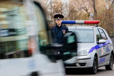 В Бурятии пассажир пострадал в ДТП, выпав из машины