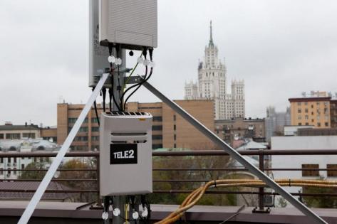 Tele2 усовершенствовала качество сети с помощью интеллектуальной системы