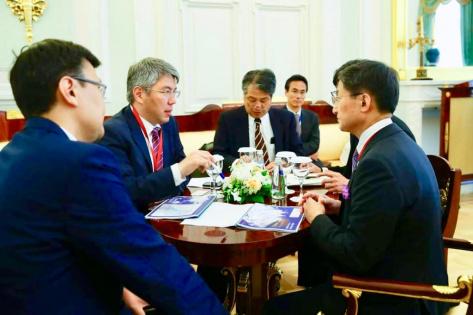 пресс-служба Совета Федерации