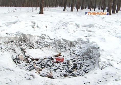 В Улан-Удэ дети обнаружили обгоревшие человеческие останки