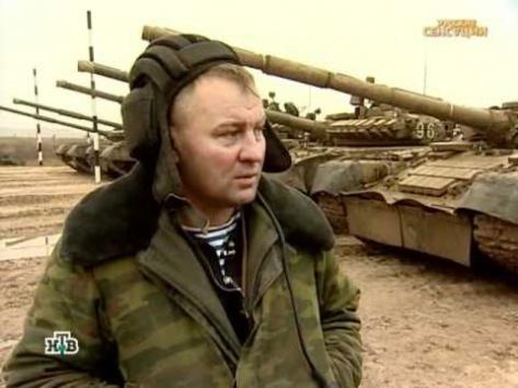 В Москве подожгли мемориал полковнику Буданову