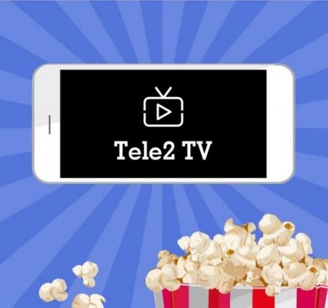 Tele2 в Бурятии обновило приложение Tele2 TV