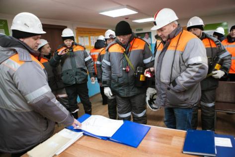 Глава Бурятия Алексей Цыденов высоко оценил культуру и производительность рудника «Ирокинда»