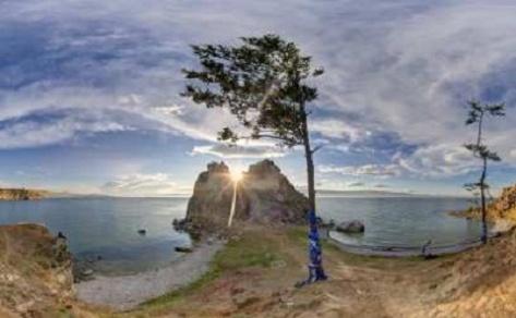 Фотограф из Бурятии выиграл конкурс «Уникальный Байкал» (Фото)