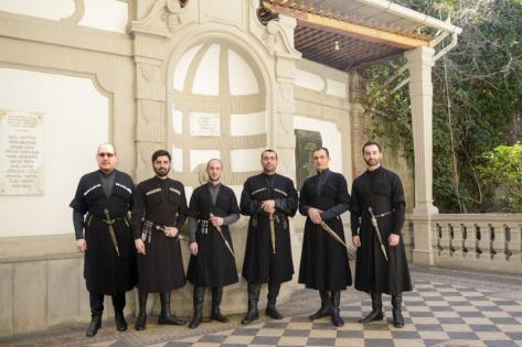 В Улан-Удэ выступит грузинский народный хор «Ибери»