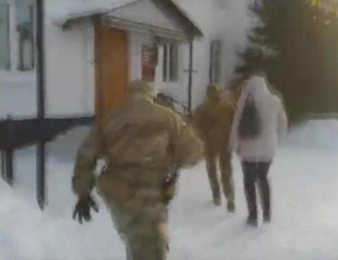 скриншот оперативного видео