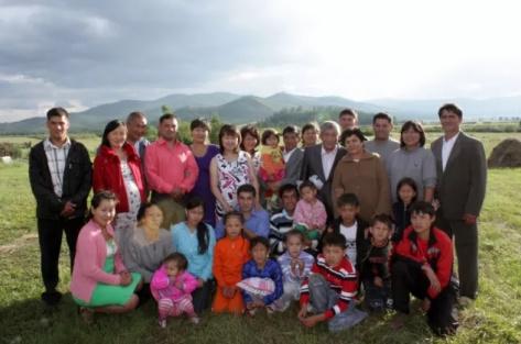 ТАСС рассказал о семье фермеров Жамбалдоржиевых из Бурятии