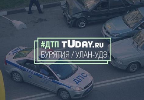 В Улан-Удэ ребенка сбили на пешеходном переходе