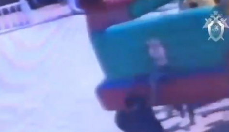 кадр видео / СУ СКР по Бурятии