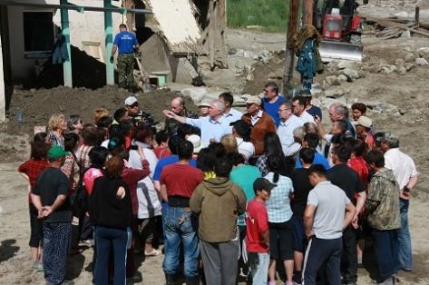 В Бурятии Аршан открыт для посещения (Фото)