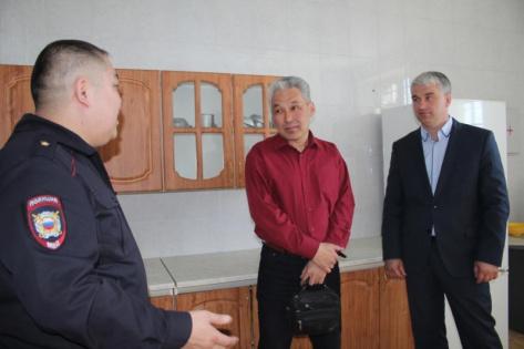 Жалоб заключенных в ИВС Улан-Удэ не поступало