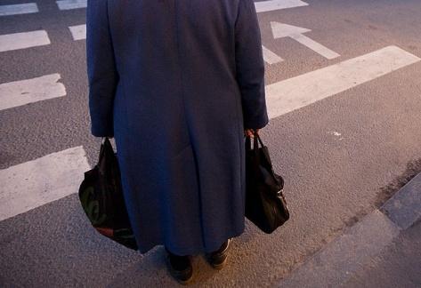 Улан-удэнец задержан за нападение на пожилую женщину