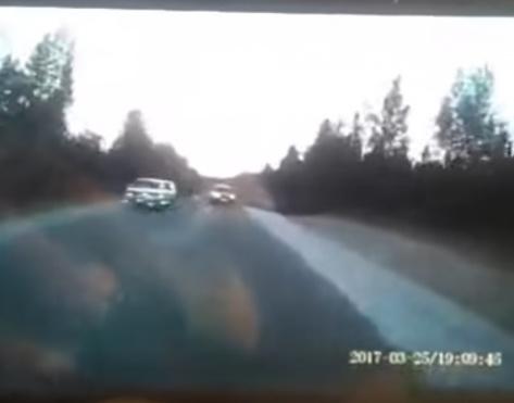 В Бурятии опубликовано видео ДТП в котором погибли двое водителей