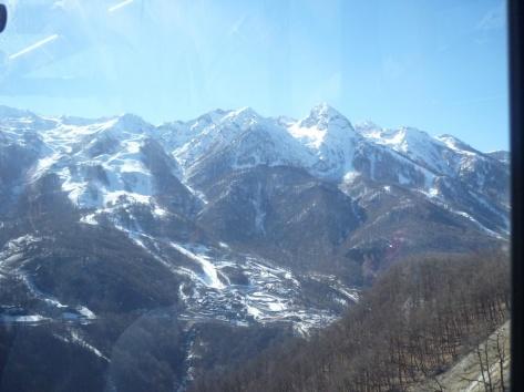 Первый взгляд на горный кластер