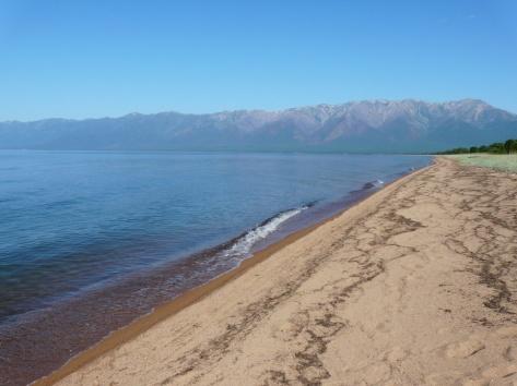 Пляж, о котором мечтает среднестатистический француз: наконец-то один, и никто не мешает!