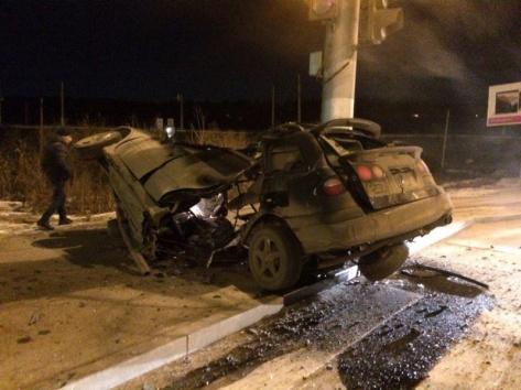 В Иркутске в ДТП погиб житель Бурятии: пассажирка также скончалась