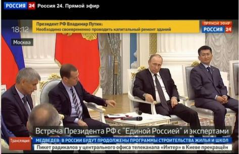 """Николай Будуев """"демонстрирует силу"""" властям Бурятии"""