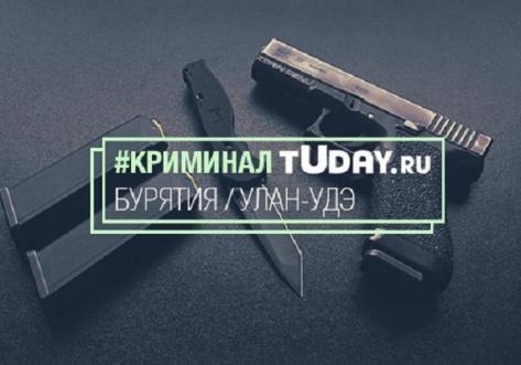 В Улан-Удэ неизвестный с ножом набросился на пассажира маршрутки