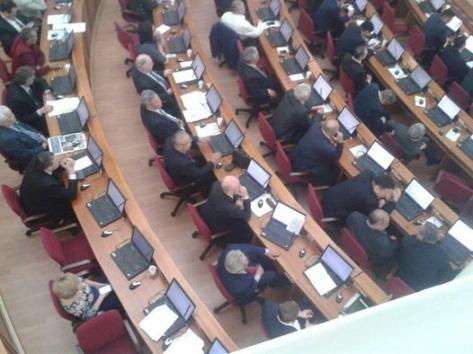Поведение коммуниста Бураева осудили на сессии Хурала Бурятии