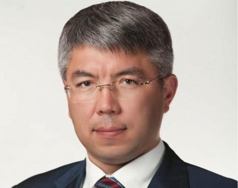 """Алексей Цыденов сменил """"аватарку"""" в соцсетях"""