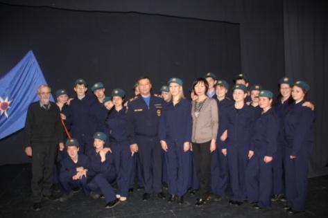 Во ВСГАКИ создана добровольная пожарная дружина