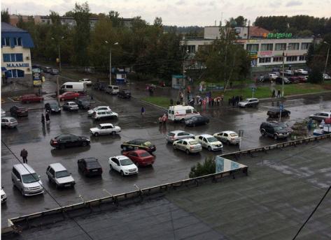 Под Новосибирском подросток насмерть сбил 88-летнего дедушку из Бурятии (ВИДЕО)