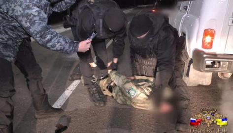 скриншот оперативного видео / МВД по Бурятии