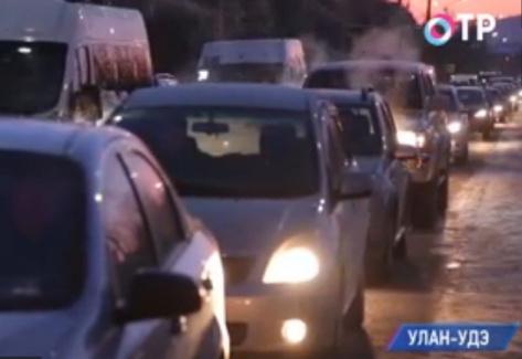 """Проблема пробок в """"сотые"""" кварталы Улан-Удэ вышла на федеральный уровень"""