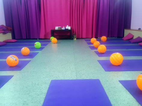Зал для тренировок